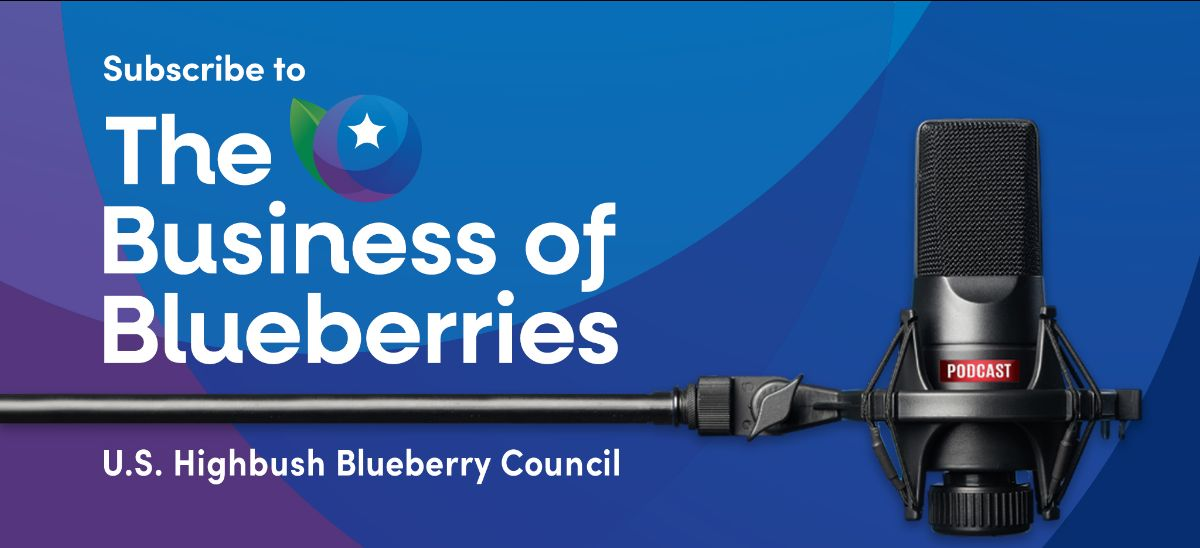 The Business of Blueberries Podcast